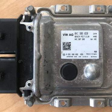Bosch Engine ECU, VW Up! 1.0, 0261S06092, 0 261 S06 092, 04C906020, 04C 906 020