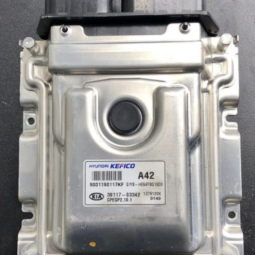 Kefico Engine ECU, Hyundai, CPEGP2.10.1, 9001190117KF, 39117-03342