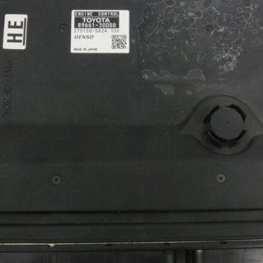 Lexus, 89661-30D00, 275100-5824, 12V