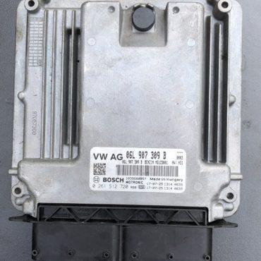 Plug & Play Bosch Engine ECU, VW Tiguan/ Audi A3, 0261S12720, 0 261 S12 720, 06L907309B, 06L 907 309 B