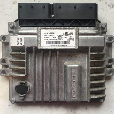 Delphi Engine ECU, Kia Rio, 39130-2A201, DDCR 28386437, DCM3.7AP, C3.4