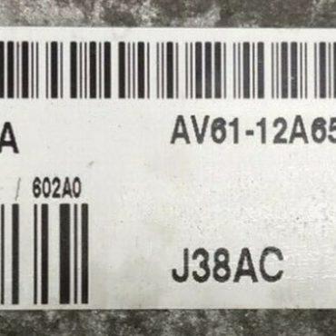Ford Focus 1.6TDCi, S180133020 A, AV61-12A650-GG, SID807EVO