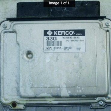 Kefico Engine ECU, Hyundai i30, 39112-2B100, 9030933129KC