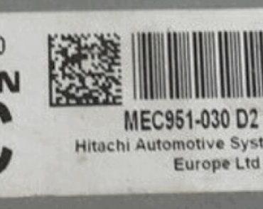 Nissan, MEC951-030, D2, HC