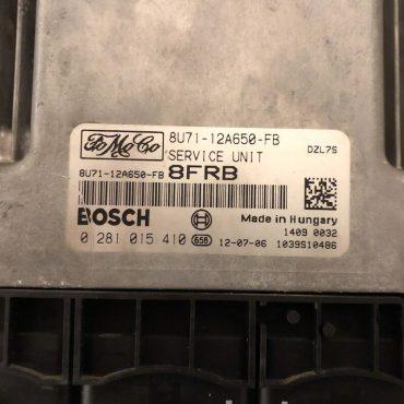 Ford Galaxy/Mondeo/S-Max 2.2 TDCi, 0281015410, 0 281 015 410, 8U71-12A650-FB, 8FRB