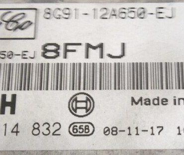 Ford, 0281014832, 0 281 014 832, 8G91-12A650-EJ,