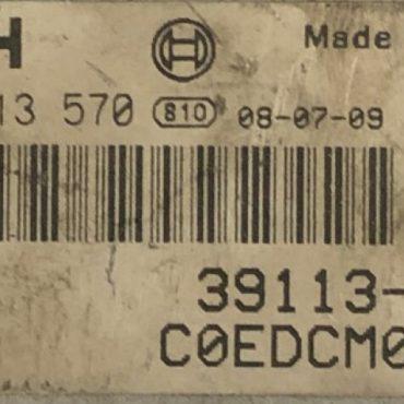 Kia Cee'd 2.0 CRDi, 0281013570, 0 281 013 570, 39113-27710, 1039S23212