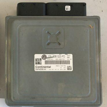 VW Caddy , 03L906023PD, 03L 906 023 PD, 5WP42938AA, DIESEL SIMOS PCR2.1