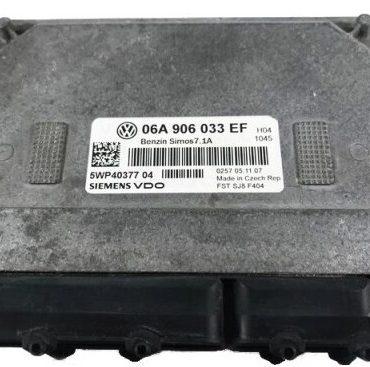 VW Passat, 06A906033EF, 06A 906 033 EF, 5WP4037704, 5WP40377 04