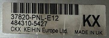 Honda CRV Engine ECU, 37820-PNL-E12, 484310-5427, KX, KEIHIN