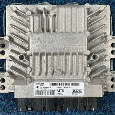 Ford, SID206, 5WS40582D-T, 7M51-12A650-AUD, 7JTD, J38AC