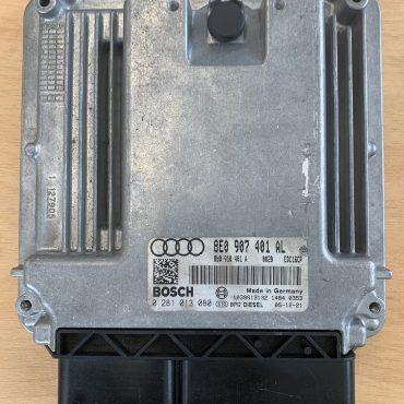 Audi A4 3.0 TDI, 0281013080, 0 281 013 080, 8E0907401AL, 8E0 907 401 AL, 1039S13132, EDC16CP