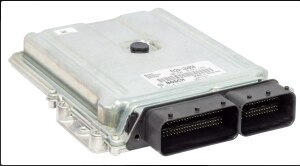 Bosch Engine ECU, Land Rover 4.4, 0281018156, 0 281 018 156, CK52-12C650-NAB