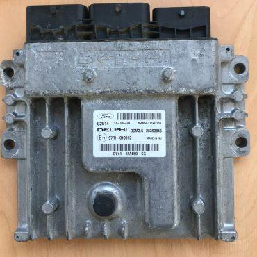 Delphi Engine ECU, Ford, DV41-12A650-CG, 28393846, DCM3.5