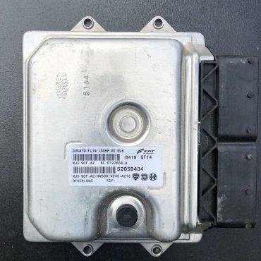Fiat Ducato 2.3JTD, MJD 9DF.A2, BC.0122664.A, 52059434