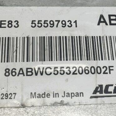 55597931, ABWC, E83, 12642927