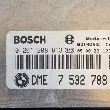 BMW 318 Ci Cabrio 2.0, 0261208813, DME7532788, 0 261 208 813, DME 7 532 788, 1039S07869