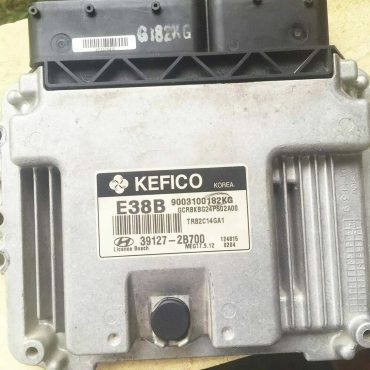 Hyundai Accent, 9003100182KG, 39127-2B700, E38B, MEG17.9.12