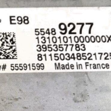 Vauxhall, Opel, 55489277, 1310101000000X, 395357783, 55591599, E98