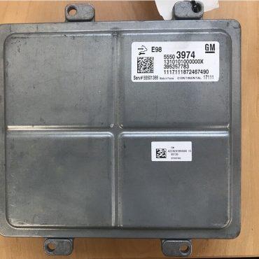 ACDelco Engine ECU, Vauxhall Insignia, 55503974, 1310101000000X, 395357783, 55501366, E98