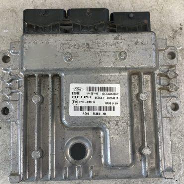 Delphi Engine ECU, Ford Galaxy 2.0TDCi, DCM3.5, 28264917, AG91-12A650-XD