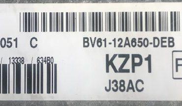 Ford Focus 1.6, SID807EVO, S180133051C, BV61-12A650-DEB, BV6112A650DEB, KZP1, J38AC