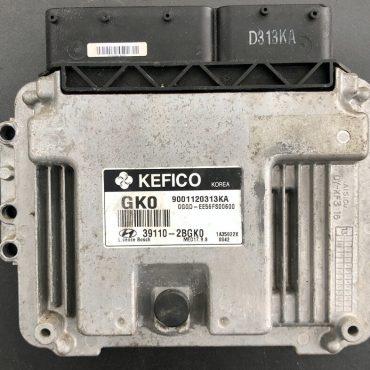 Kefico Engine ECU, Hyundai, 39110-2BGK0, MED 17.9.8