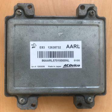 Vauxhall Aguila Engine ECU, 12638732, AARL, E83, 12636386