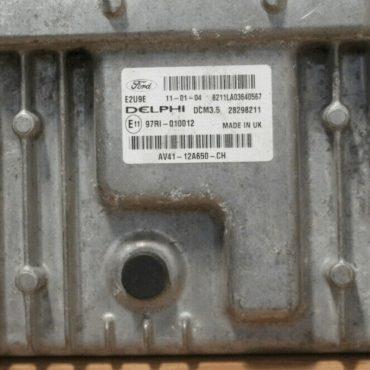 Ford, DCM3.5, AV41-12A650-CH, AV4112A650CH, 28298211