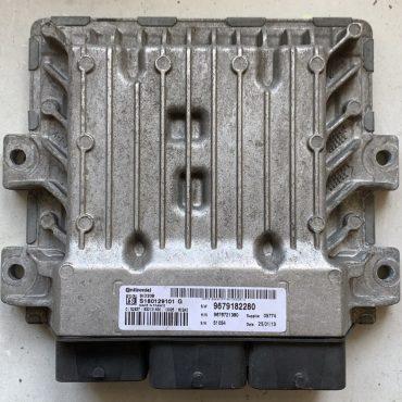 S180129101G, S180129101 G, S/W 9679182280, H/W 9676721380, SID208