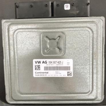 VW AG, 06K907425J, 06K 907 425 J, 5WA18030 01, SIMOS18.10