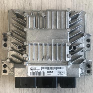 Siemens Engine ECU, Ford S Max 1.6D, SID206, 5WS40729HT, 5WS40729H-T, 8M5112A650AJG, 8M51-12A650-AJG, 8MBG