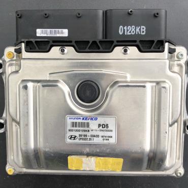 Kia / Hyundai, 39199-03AC0, 9001200128KB, CPEGD2.20.1