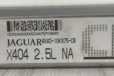 DENSO Engine ECU, Jaguar, MB079700-9451, 4X43-10K975-CB