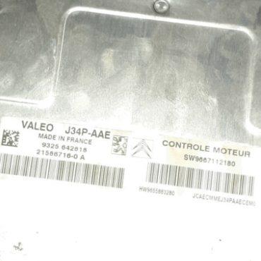 J34P, 215886716-0 A, SW9667112180, HW9655883280
